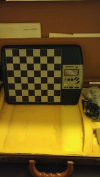 Vintage Electronic chess fr radio shack mint cond Lower Sackville