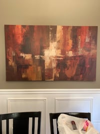 Large canvas wall art Mississauga, L5N