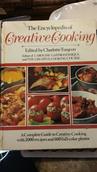 Cookbook Orondo, 98843