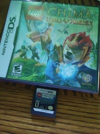Lego games for nintendo ds Madera