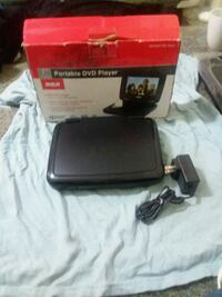 7 Inch RCA Portable DVD Player NEW OTHER  310 mi