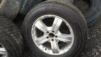 """4 mercedes GL 18"""" RIMS AND TIRES Belle Vernon, 15012"""