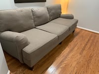 Free couch - 93in width by 44in depth Ashburn
