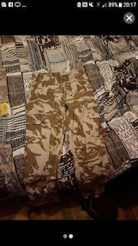brown camouflage pants Reading, RG2 9GY