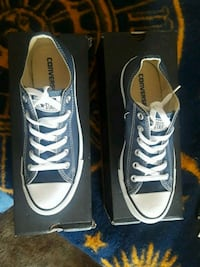 pair of gray Converse All Star low-top sneakers Emmaus, 18049