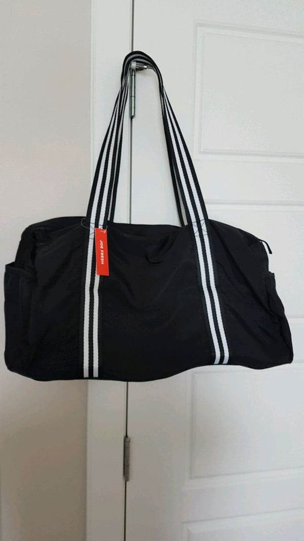 New Gym/duffel bag 2