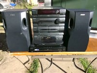 150 Watts Sony 5 disc Stereo System with 5 Disc So Washington