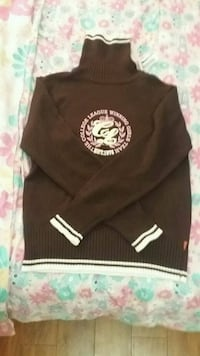 Brown sweater for 12 to 13 year old girl  London, N6J 4J3