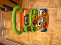 baby's multicolored activity walker Montréal, H3C 4J4