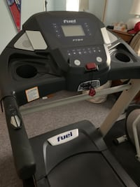 Fuel treadmill and fuel elliptical  VOORHEES