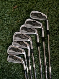 RH taylormade MC Forged irons 4-pw  Tomball, 77375
