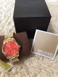 Michael Kors Runway Wrist Watch for Women - Brand new, with tags - MK5915 Bowie, 20715