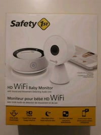 Safety 1st HD wifi Baby Monitor- Brand New and Sea Ottawa