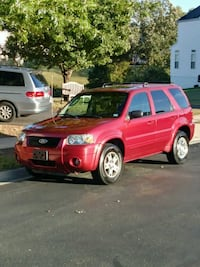2005 Ford Escape Limited Gainesville