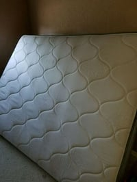 quilted white mattress with box spring Antelope, 95843