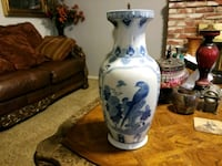 Chinese decorative vase antique  2336 mi