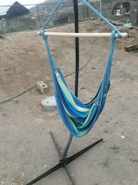 2 hammock swing chairs Corona