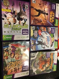 Xbox 360 games  Germantown, 20876