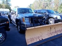 2007 GMC Sierra 2500HD 4WD Crew Cab SLT Loaded with PLow !! Saratoga Springs