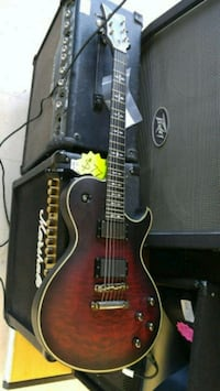 SCHECTER HELLRAISER EXTREME DIAMOND SERIES CUSTOM  Tempe