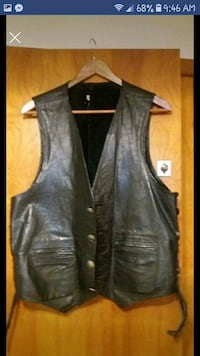 Leather Vest (Kelly's Leathers)