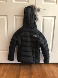 Girls The North Face coat size 10/12 Woodbine