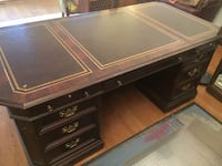 Vintage Sligh executive desk Silver Spring, 20906