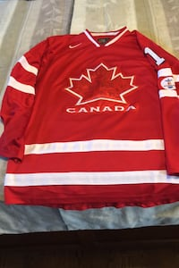 Luongo 2010 Olympic Jersey Pickering