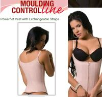 powernet vest with straps  533 km
