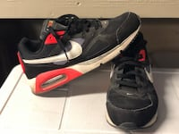 pair of black Nike Air Max shoes Washington, 20016