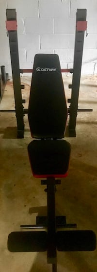 Weight Bench & Bar with Weights  Shenandoah, 22849