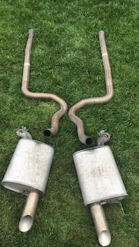 2006 mustang GT exhaust system Herndon, 20171