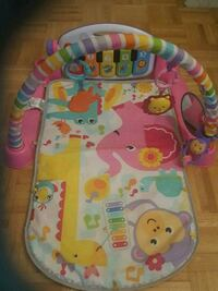 Like new baby activity gym for sale Toronto