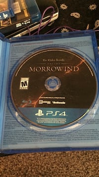Sony ps4 morrowind  Redmond, 97756