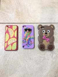 iPhone or iPod cases. $5 each or all 3 for $15 Edmonton, T6R 0B1