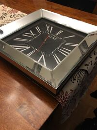 gray and black Luxe wall clock Oakville, L6L 1M8