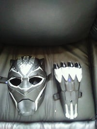 BLACK PANTHER FULL FUNCTIONING SET. EQUIPPED WITH  Silver Spring, 20901