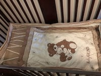 white and brown bear print textile وينيبيغ, R2M 1G8