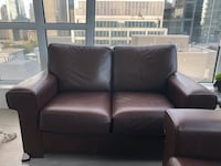 Leather Couch Set  Toronto, M6B 4N4