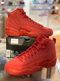Gym red 12s size 6.5 Silver Spring, 20902