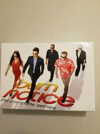 Burn Notice Complete Series Box Set Woodbridge, 22193