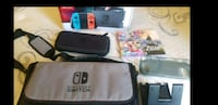 Nintendo switch w/accessories