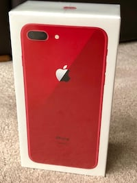 IPhone 8plus factory sealed 64GB 34 mi
