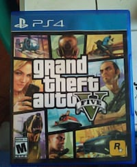GTA V (Like New) 31 km