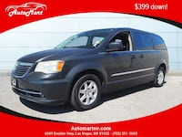 Chrysler Town & Country 2012 Las Vegas