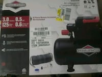 black and gray Porter Cable cordless impact wrench box Louisville, 40203
