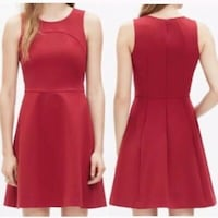Red Madewell dress  Los Angeles, 91607