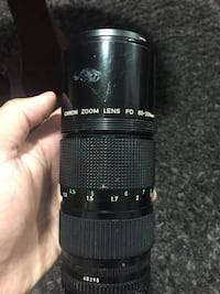 Canon Zoom Lens FD 80-200mm 1:4