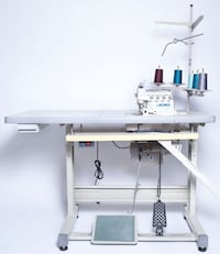 Juki Industrial 3 Thread Overlock Serger Model MO-6704S