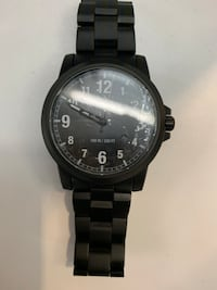 Classic Black and White Michael Kors Watch!